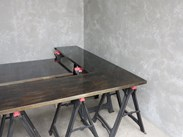 Pub Bar Zinc Worktops Made at UKAA