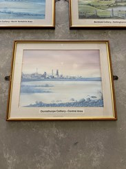 Reclaimed Colliery Paintings For Sale