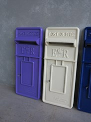 Reproduction Post Boxes Fronts For Sale