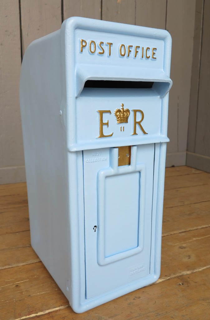 Original Royal Mail Post Box For Sale