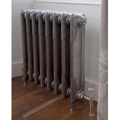 Satin Polished Liberty Carron Radiators