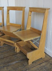 Solid Oak Church and Chapel Chairs To Buy