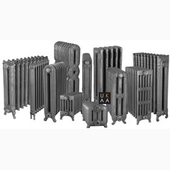 Some of Our Traditional Cast Iron Radiators