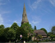 St Johns Church In Kenilworth