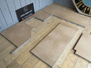 Templates Which We Use To Make Zinc Worktops