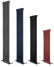 The Amberley Cast Iron Radiator Sizes