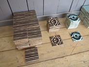 Tiles made by Carter England