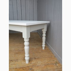 Top Painted in Farrow & Ball - All White