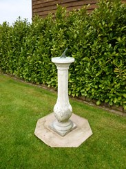 UKAA Buy and Sell Original VIctorian Stone Sundials