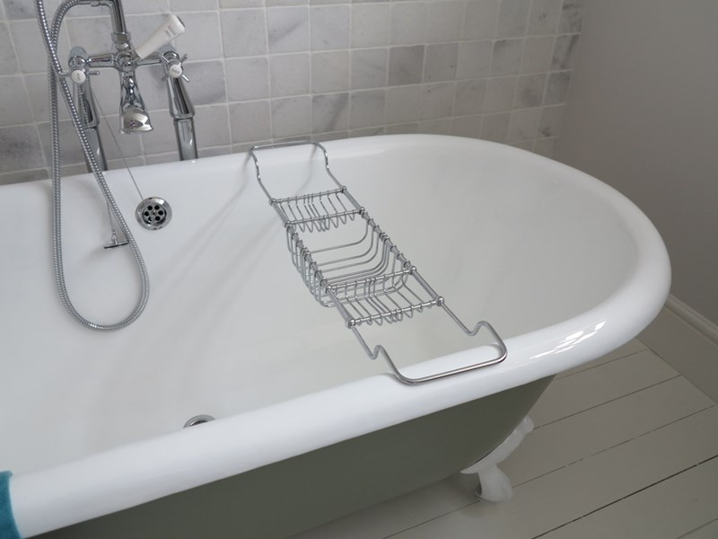 Victorian solid brass chrome plated bath accessories holder - Chrome plated brass bathroom accessories ...