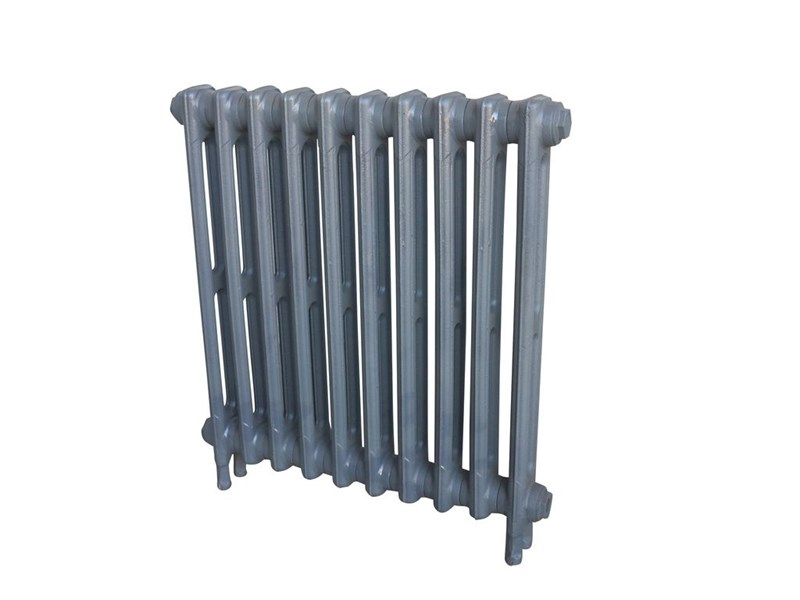 Victorian 2 Column Cast Iron Radiator 10 Sections Long