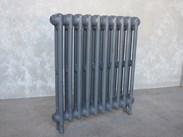 Victorian 2 Column Cast Iron Radiator For Sale