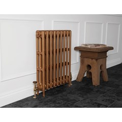 Victorian 3 Column Cast Iron Radiator