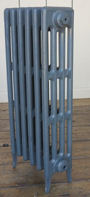 Victorian 4 Column Bathroom Radiators