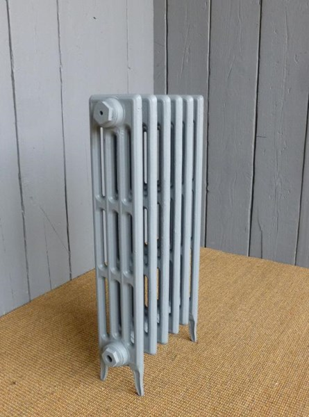 Victorian 4 Column Radiator - 6 Sections Long - 760mm Tall x 140mm Deep