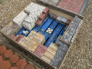 Victorian Mosaic Tiles at UKAA For Sale