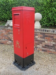 We Ship Square Pillar Boxes Worldwide and throughout the UK