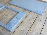 Zinc Kitchen Worktops Made To Order at UKAA