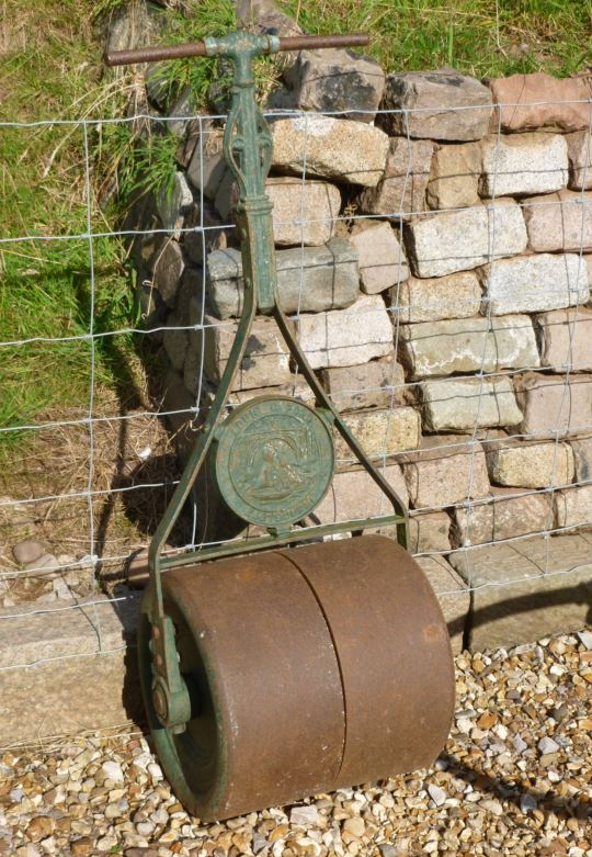 Soon To Be Advertised Victorian Lawn Roller