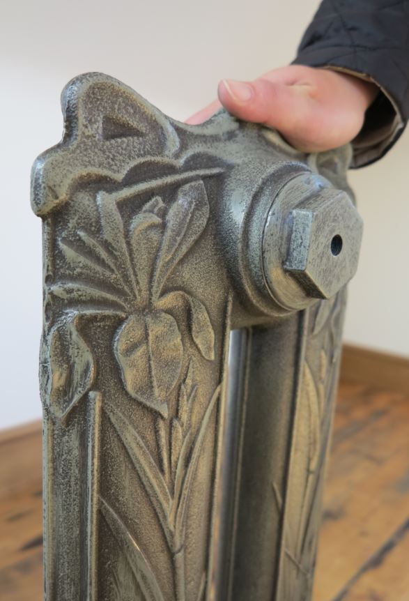 radiator cast iron dragonfly