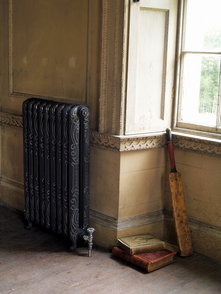 Cast Iron Orleans Radiator made by Carron and Sold Worldwide by UKAA
