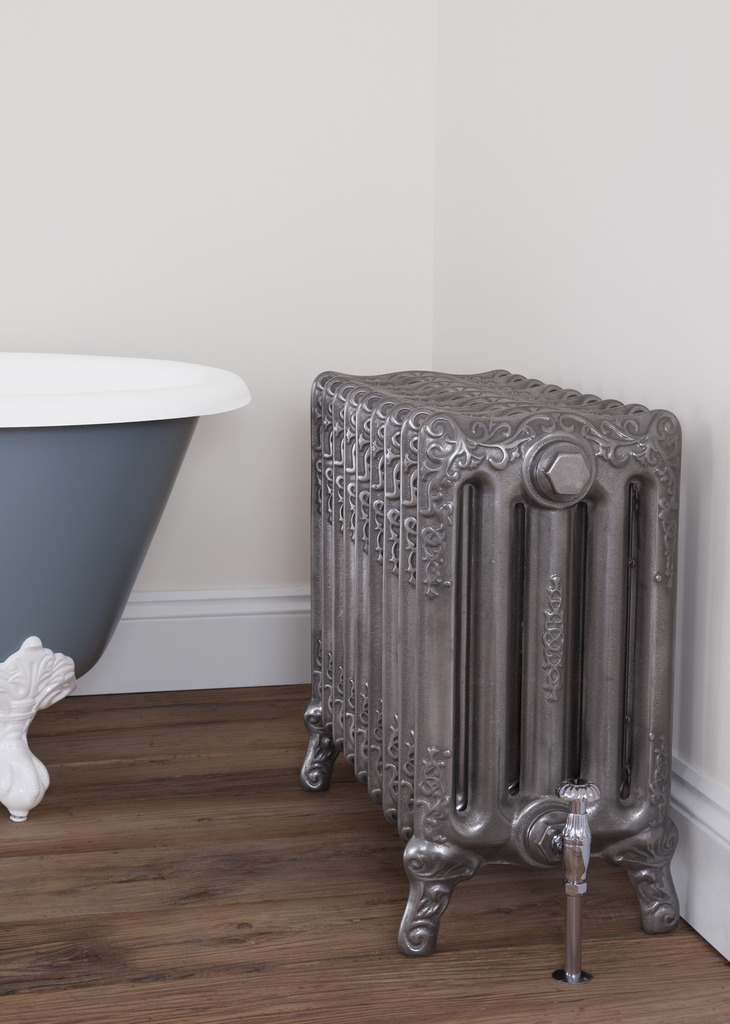 Cast Iron Turin Radiator made by Carron and Sold Worldwide by UKAA