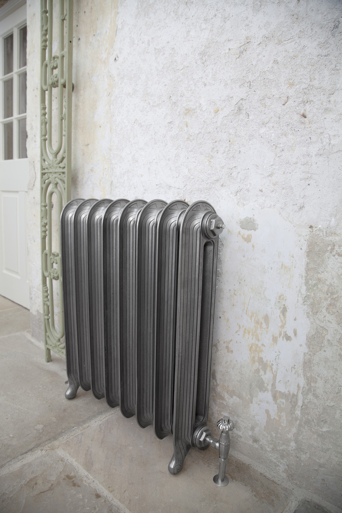 Cast Iron Tuscany Radiator made by Carron and Sold Worldwide by UKAA
