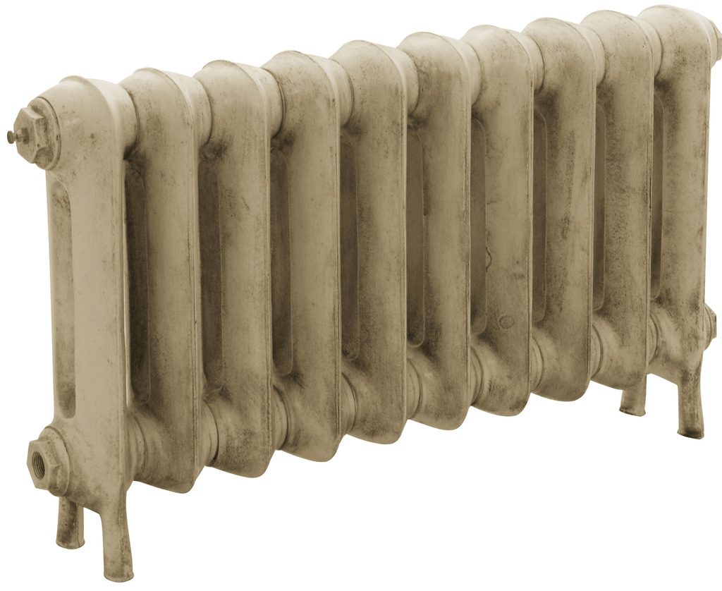 Antiqued Cast Iron Princess Radiator made by Carron and Sold Worldwide by UKAA title=