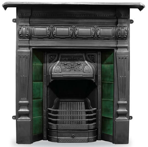 We have a large gallery of cast iron radiators traditionally made in a Victorian style by Carron here in stock ready for you to come and view in our showroom