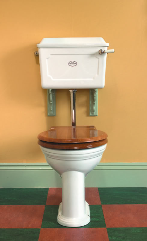 thomas crapper Thomas crapper had nothing to do with the invention of the flush toilet or the origin of the word 'crap' learn what he really did.