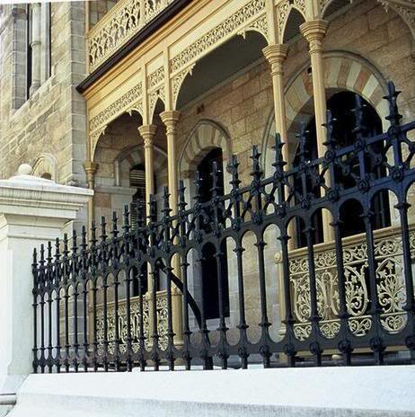 Cast Iron Railings Manchester
