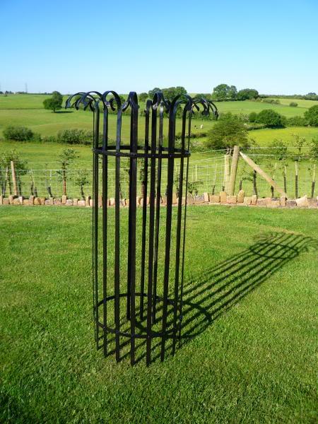 Blacksmith Made Wrought Iron Tree Guards 4041