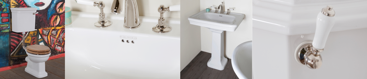 The Hurlingham Bath Company Sanitary ware. Buy The Hurlingham Toilets and Cisterns Online at UKAA