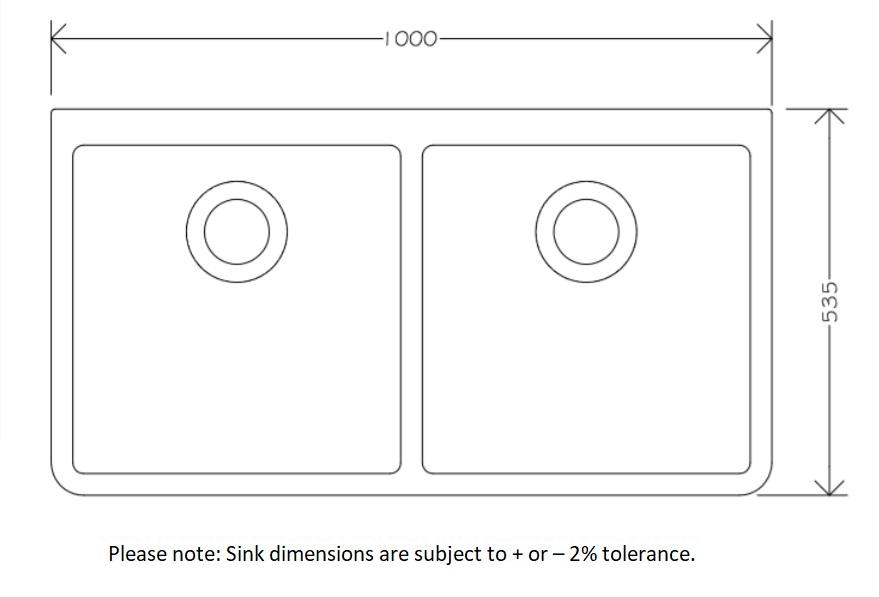 Dimensions Of Lostock Sink Company Stonyhurst Sink