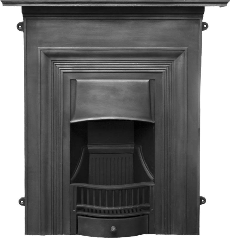 Carron reproduction traditional Victorian style cast iron oxford HEF032 combination fireplaces are available to view and buy in our showroom in Staffordshire