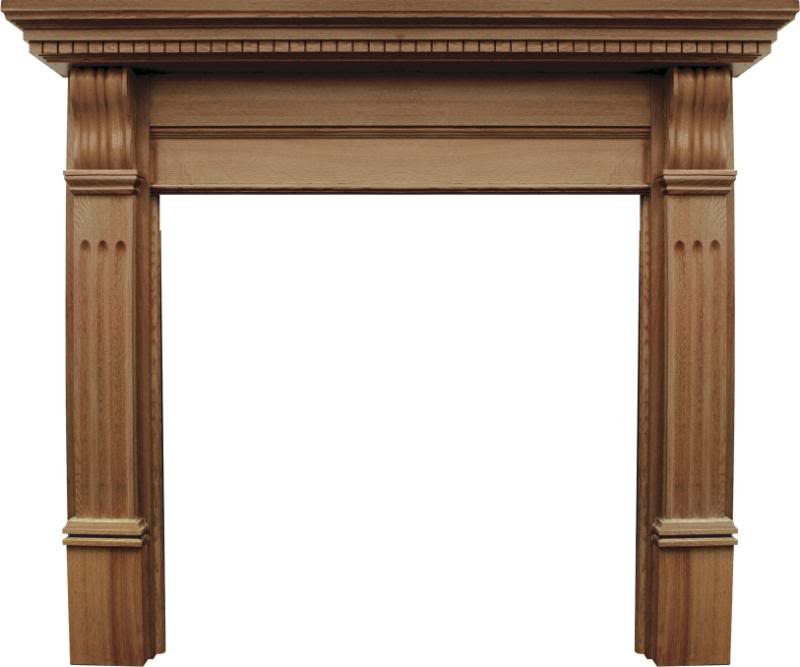 Carron corbel traditional style SMC118 waxed solid oak fire surround are also available in solid pine they can be viewed in our showroom