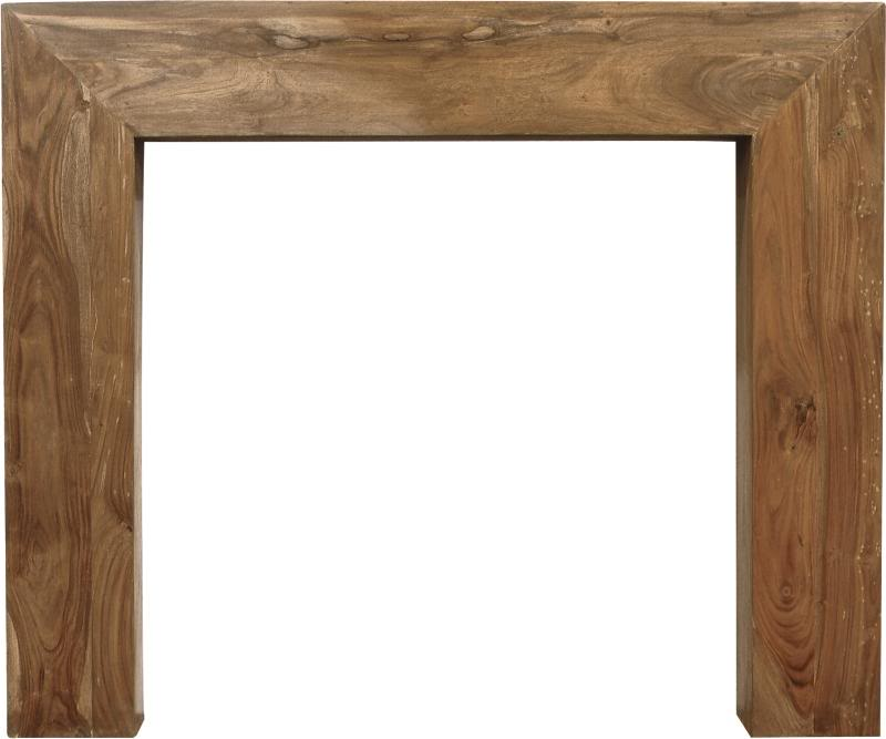 Nevada TH551 fireplace mantels are made from natural solid sheesham by Carron they are on display and can be viewed in our warehouse