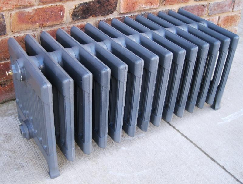 At UKAA we stock an extensive range of Carron cast iron radiators available for next day delivery. All the radiators are assembled and come in primer finish