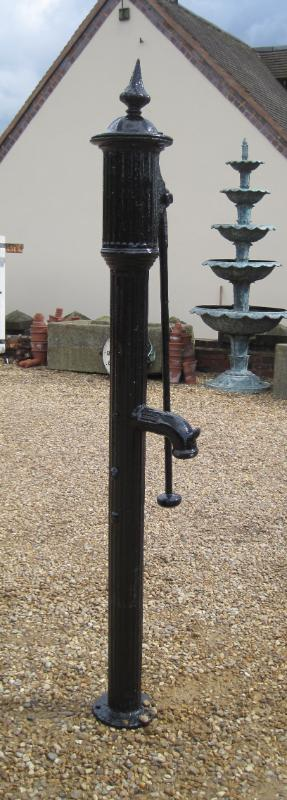 Original Victorian Antique Cast Iron Water Pump,water pump,cast iron,antique,ukaa,uk,reclamation,reclaim,salvage,reclaim,staffordshire,cannock wood,yard
