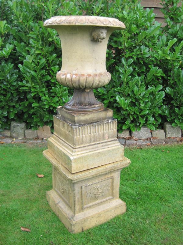 Original J Stiff Garden Urns And Planters are available at ukaa