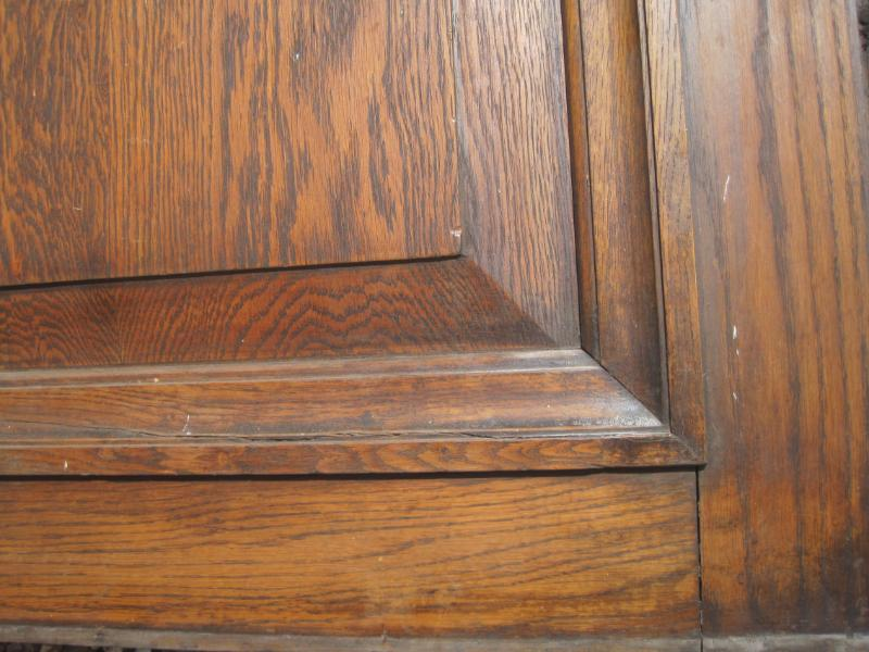 Old Wall Paneling : Photos of old wall paneling djenne homes