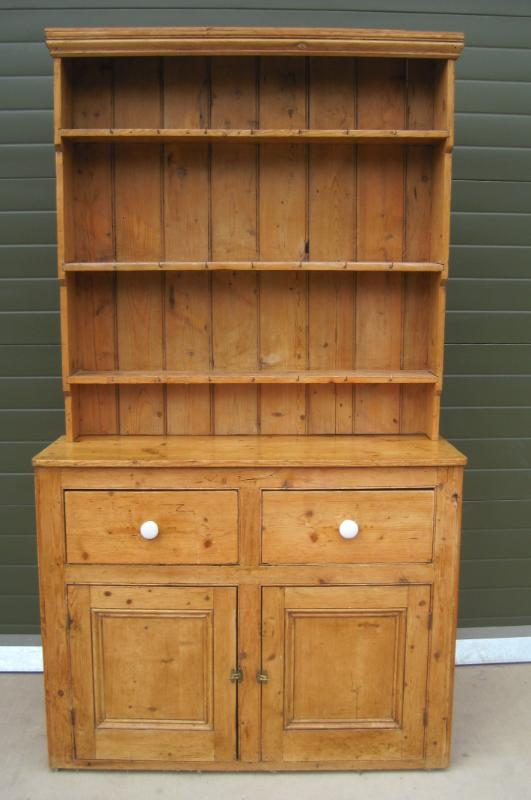 original antique pine welsh dressers and kitchen dresser are available to view and buy from our antiques yard in Staffordshire
