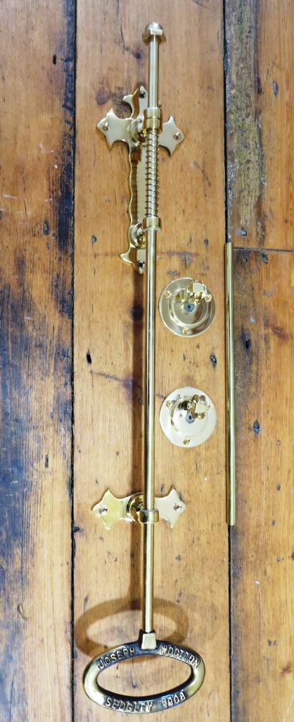 Original Antique Traditional Reproduction Bell Pulls kept in stock ready for next day delivery