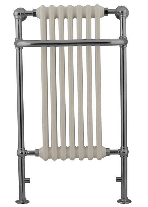 Carron Kingston Dual Fuel Bathroom Towel Rail available at UKAA