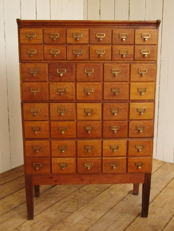 traditional antique oak or pine drawers fully refurbished and suitable for use as wine racks in bars or restaurants