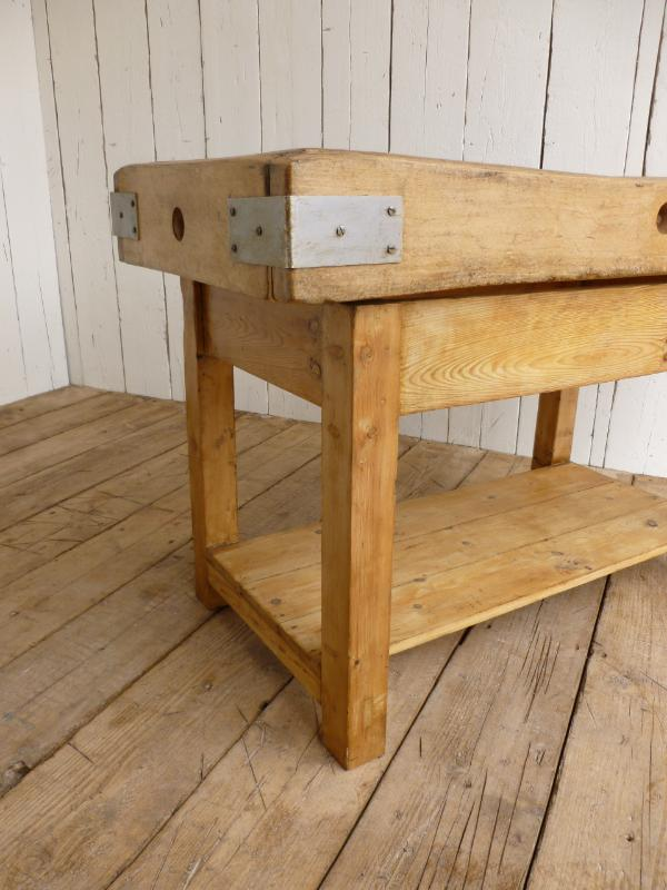 Antique Butchers Chopping Block with Original Block,butchers block,chopping,chopping block,butchers,antique,block,reclaimed,salvaged,buy,sell,for sale,online,shop,reclamation,maple,ukaa,uk,online,5797