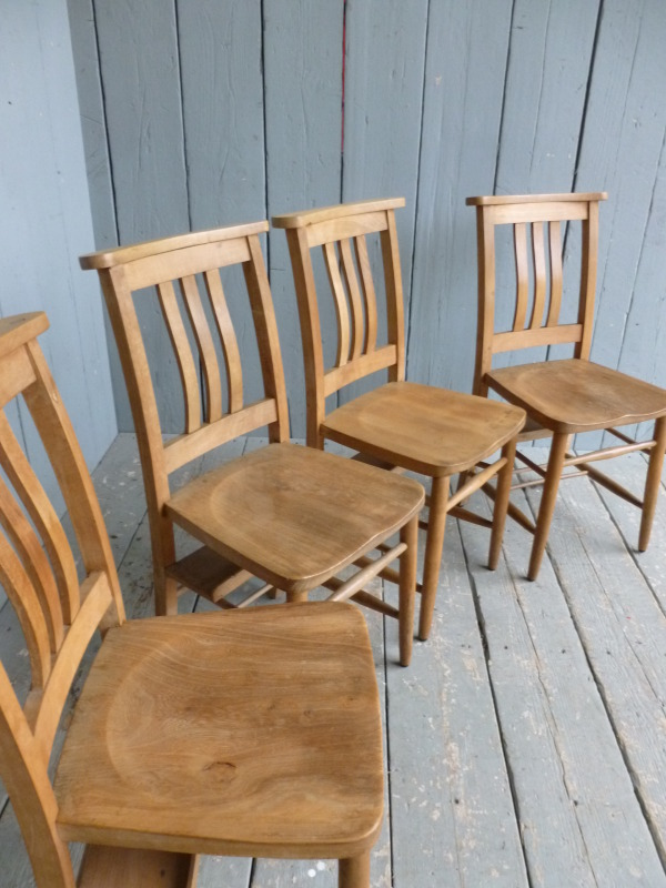 These Chairs Have Lovely Elm Seats