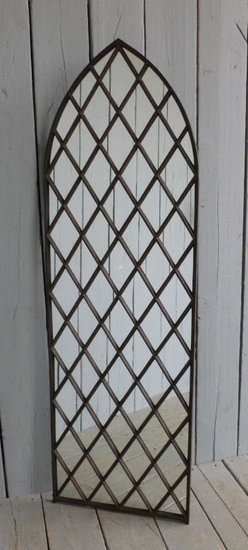Antique Victorian Gothic Arched Mirror, Window Frames,Mirror,arched,antique,mirror,antique furniture,reclamation,salvage,yard,ukaa,uk,for sale,buy,sell,shop,online,sell,buy,reclaim,cast iron,6171