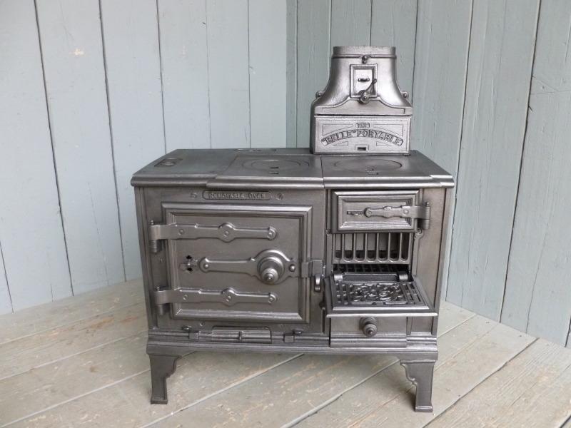 Antique Cast Iron Victorian Stoves Ranges Amp Ovens