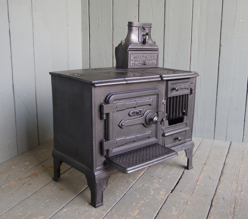 Antique Reclaimed Kitchen Range Or Stove